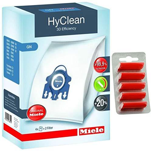 Original GN HyClean 3D Efficiency Staubbeutel für Staubsauger von Miele
