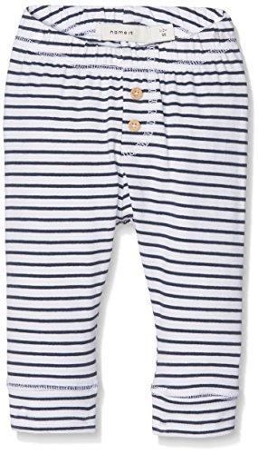 NAME IT NAME IT Baby-Jungen Unterhose Nitderry Long John Mznb, Mehrfarbig (Dress Blues), Gr. 62