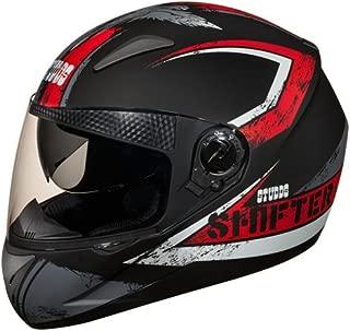 Studds Shifter Helmet D1 Matt BK N2 (L)