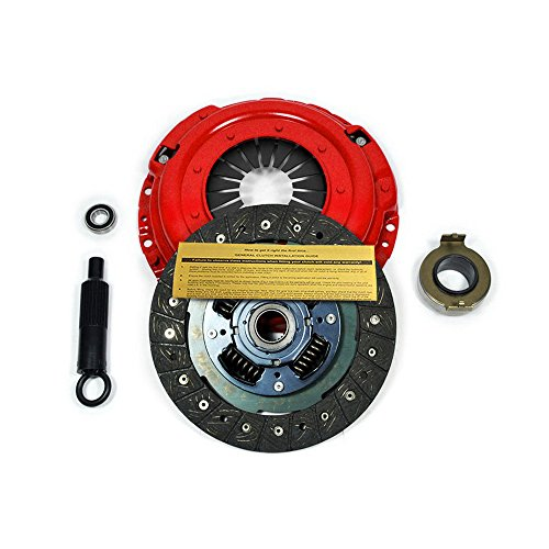 EFT RACING STAGE 1 CLUTCH KIT FOR 97-03 FORD ESCORT & ZX2 1997-99 MERCURY TRACER...