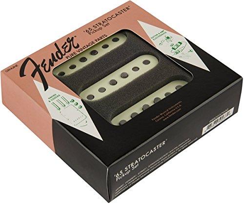 3. Fender Pure Vintage '65 Strat Pickups