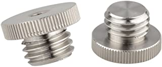 JENOR Adaptador universal de tr/ípode para tr/ípode de nivel l/áser de 2//5//8 pulgadas