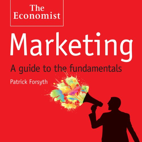 Marketing: A Guide to the Fundamentals audiobook cover art
