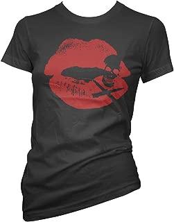 Cartel Ink Kiss of Death Women's T-Shirt