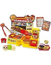 アンパンマン ジュージューころころ おしゃべりハンバーガー屋さん 【日本おもちゃ大賞2021 共遊玩具部門 優秀賞】