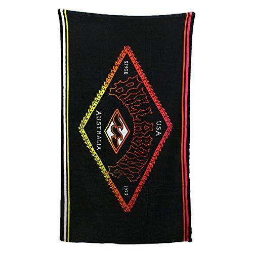Billabong re-Issue Handtuch Einheitsgröße schwarz - schwarz
