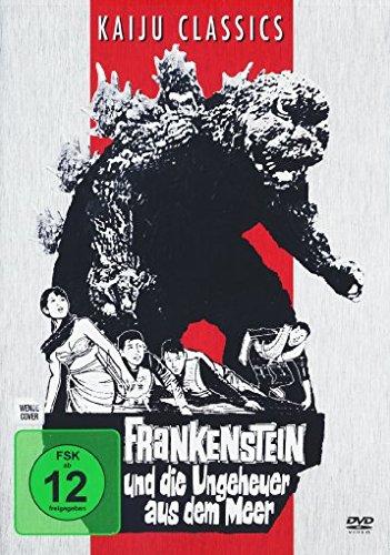 Godzilla - Frankenstein und die Ungeheuer aus dem Meer [ Kaiju Classics ] Digital remastered