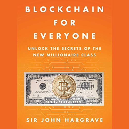 Blockchain for Everyone audiobook cover art