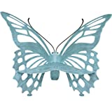 Large Butterfly Bench - Cricket Forge - Outdoor Metal Furniture