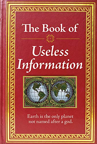 Useless Information (Book of)