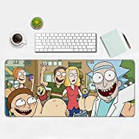 かわいいアニメ大型マウスパッドゲームゲーミングオフィスコンピューターパッド-a_300×800×3MM