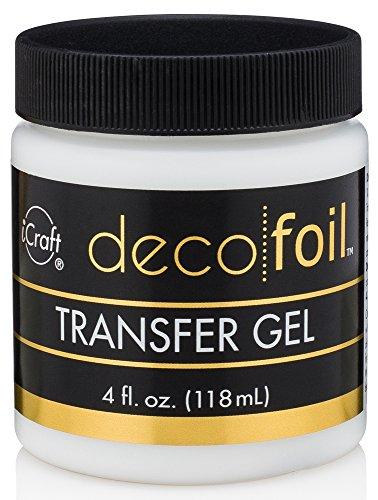 iCraft Deco Foil Transfer Gel, 4 oz