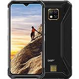Rugged Cell Phone DOOGEE S95 Unlocked Smartphones (2020) Helio P90 48MP Triple Rear Camera 6GB RAM+128GB ROM 5150mAh IP68 Waterproof Dropproof Dust Proof 6.3' FHD+ NFC Cell Phone