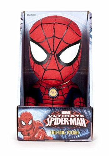 Marvel- Spiderman Peluche. (Famosa 760014301)