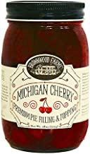 product image for Brownwood Farms Michigan Cherry Premium Pie Filling & Topping (18 ounce)