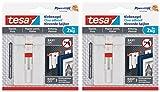 tesa Verstellbarer Klebenagel (für Tapeten und...