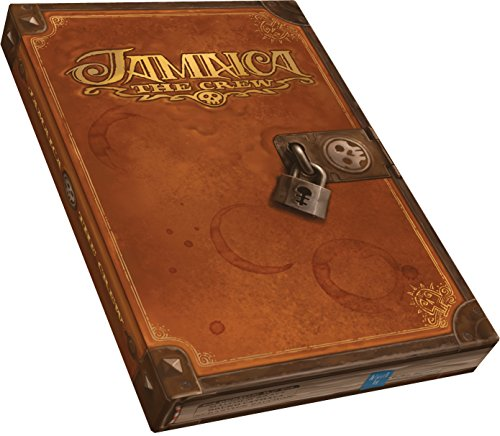 Jamaica: The Crew Expansion (New Edition) Board Game