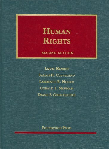 Human Rights (University Casebook Series)