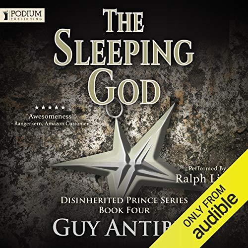 Couverture de The Sleeping God