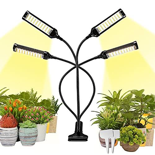 KAKISSUS Grow Lights for Indoor Plants,...