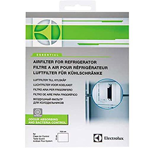 Filtro de aire para frigorífico con botón de protección antibacteria Clean Air...