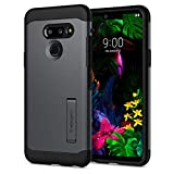 Spigen, Slim Armor, Case for LG G8 ThinQ, Dual Layer Hybrid