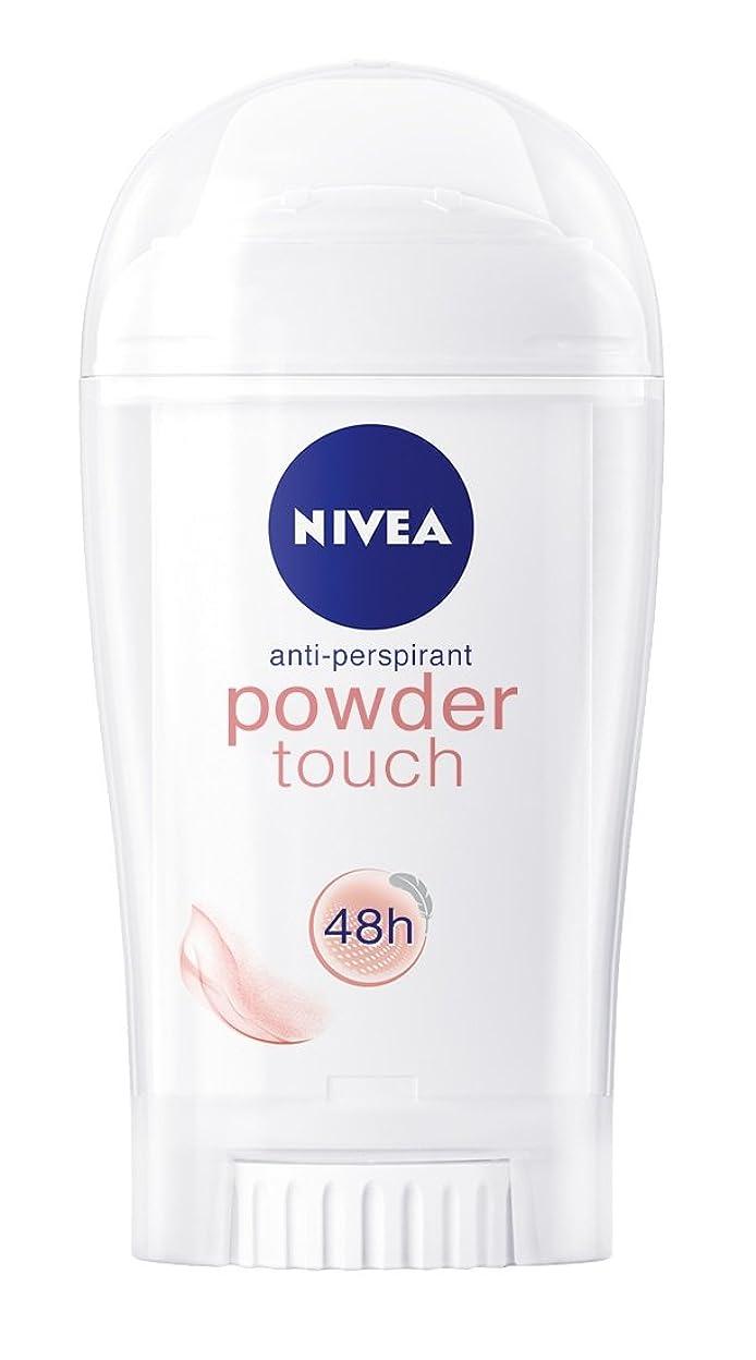 羽属性薬局ニベアパウダータッチ制汗剤デオドラントスティック女性のための40ml - Nivea Powder Touch Anti-perspirant Deodorant Stick for Women 40ml