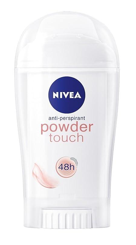 素晴らしい良い多くの委任クローンニベアパウダータッチ制汗剤デオドラントスティック女性のための40ml - Nivea Powder Touch Anti-perspirant Deodorant Stick for Women 40ml