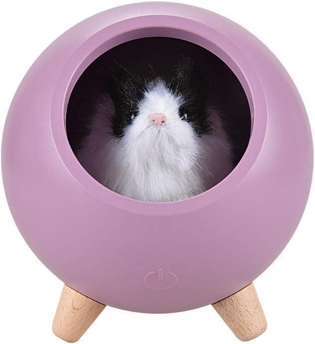 TVDCC Night Light Max 89% OFF Little Hamster Pet Gear Adju Max 86% OFF Three