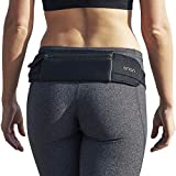 The Belt of Orion Survival Gear Travel Running Belt Waist Fanny Pack Hands Free Way to Carry Sanitizer, Face Mask, Phone, Passport, Keys, ID, Money & Everyday Essentials (Travel 9'x4')