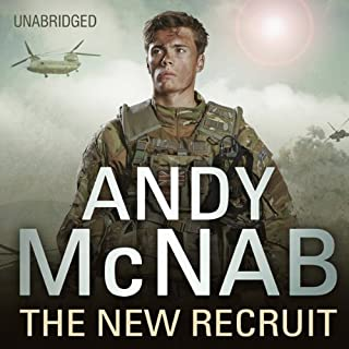 The New Recruit                   By:                                                                                                                                 Andy McNab                               Narrated by:                                                                                                                                 Jack Hawkins                      Length: 4 hrs and 39 mins     82 ratings     Overall 4.3