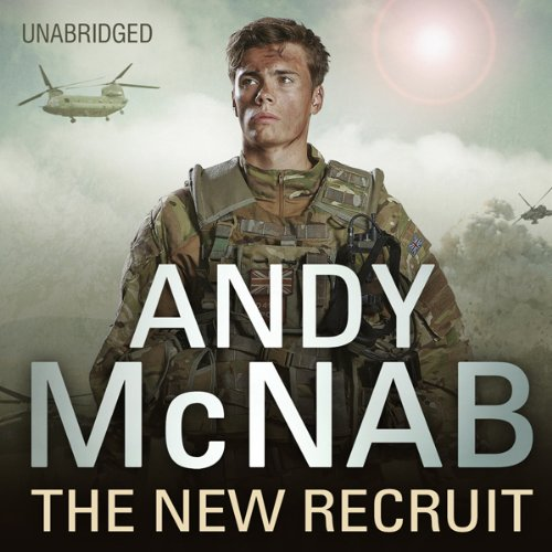The New Recruit audiobook cover art