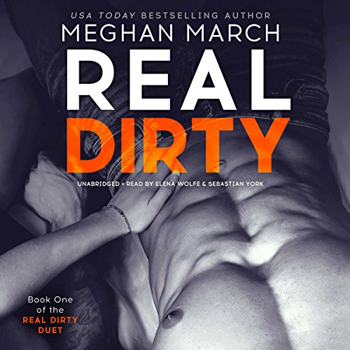 Real Dirty audiobook cover art