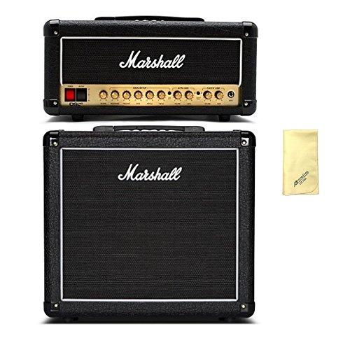 【愛曲クロス付】Marshall マーシャル DSL20H + MX112 スタックセット アンプヘッド+キャビネット