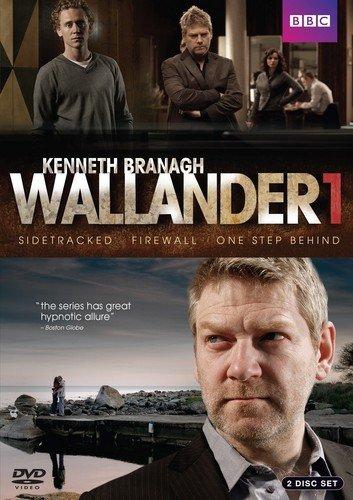 Wallander: Sidetracked Firewall One Step Behind [DVD] [Region 1] [NTSC] [US Import]