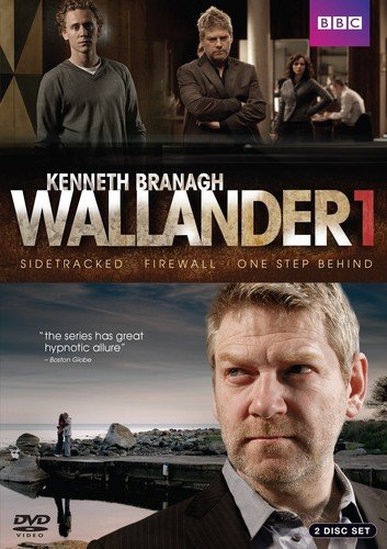 Wallander: Sidetracked Firewall One Step Behind [DVD] [Region 1] [NTSC] [US Import]
