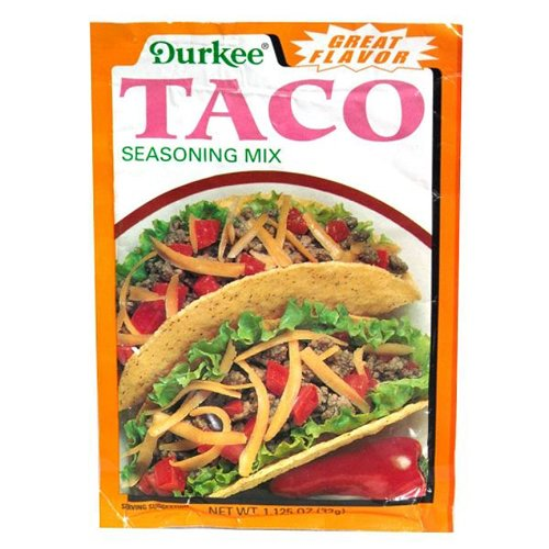 Denver Mall Durkee Taco Seasoning Mix 1.125-Ounce of Packages Pack 24 Limited time for free shipping