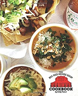 BIG RED HOUSE SOUP Cookbook