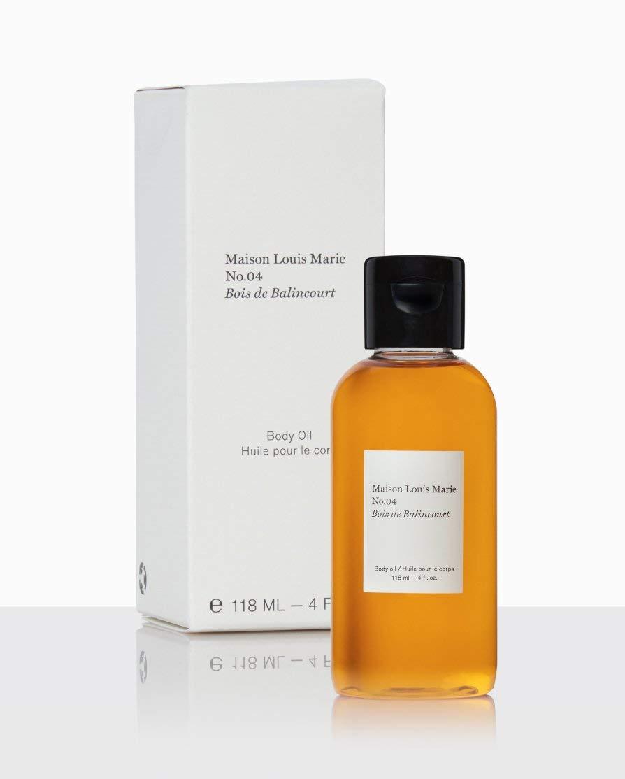 Maison Louis Marie No.04 春の新作シューズ満載 Bois de 激安通販 Body Balincourt Oil