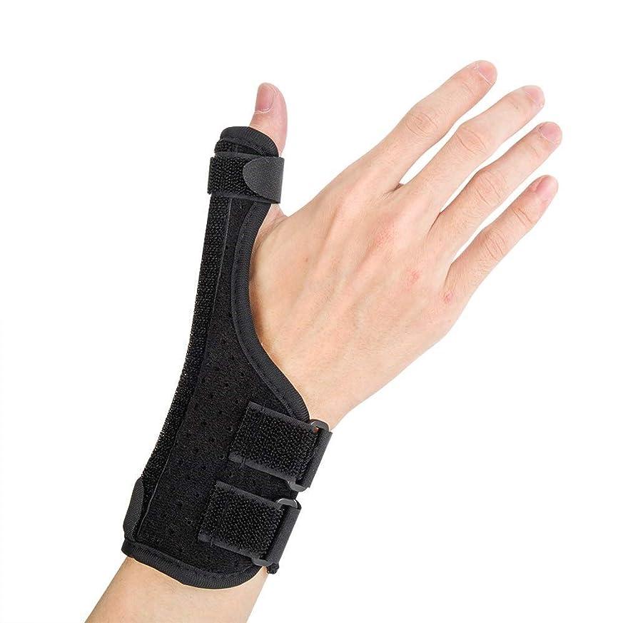 牛肉涙が出る枕親指の副木、関節炎、腱炎、手根管の痛みの緩和に適しています。手首、指、親指スタビライザー、軽量で通気性、サイズ調節可能