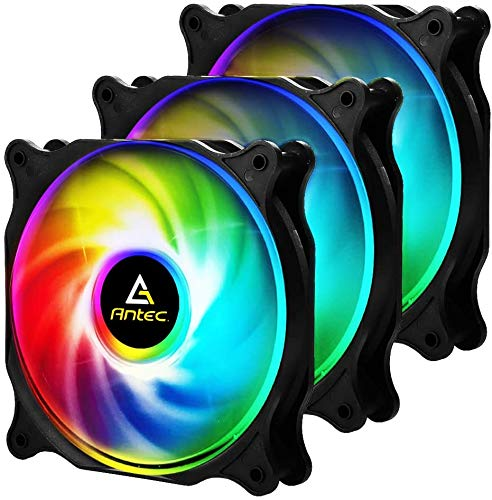 120mm case fan twin pack - 3