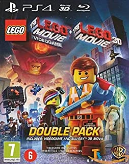 Lego movie (3D) + PS4 game
