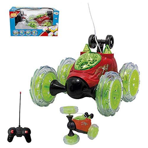 Carro Maluco 7 Funções com Controle Remoto Rotação 360º Well Kids