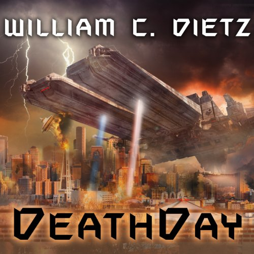 DeathDay     Suaron, Book 1              By:                                                                                                                                 William C. Dietz                               Narrated by:                                                                                                                                 Luke Daniels                      Length: 15 hrs and 49 mins     75 ratings     Overall 3.4