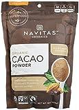 Navitas Organics, Cacao Powder Raw Organic, 16 Ounce