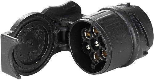 Thule Adapter 9907, Convertit la prise électrique 13 broches de la voiture en une prise 7 broches.