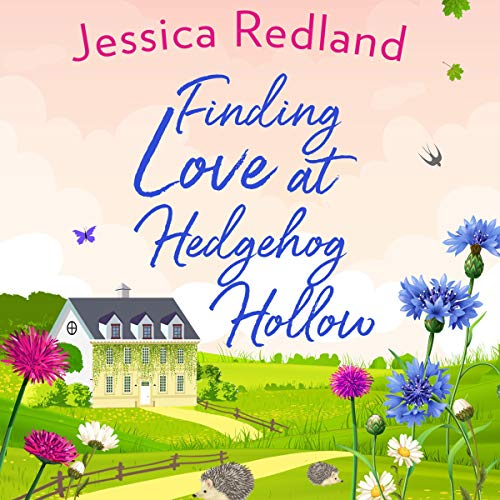Finding Love at Hedgehog Hollow cover art