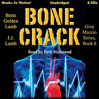 Bone Crack audiobook cover art