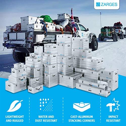 ZARGES Alu-Transportkiste – Inhalt 42 l - 4