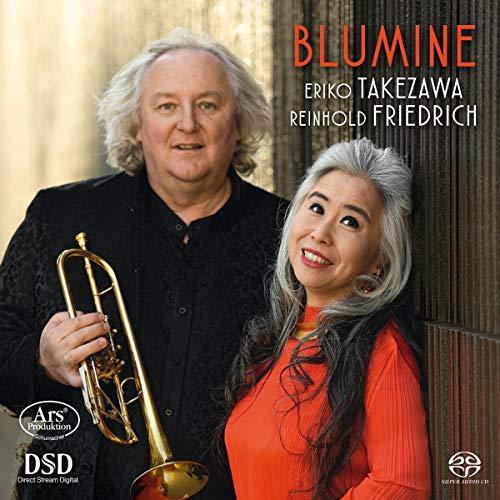 Blumine - Stücke für Trompete & Klavier